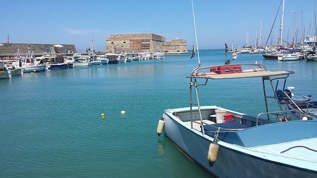 Herakleion Crete