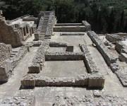 Knosos palace Crete