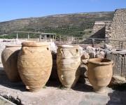 amforeis in Knosos