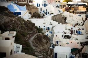 fira -Santorini honeymoon