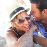 romantic honeymoon moments