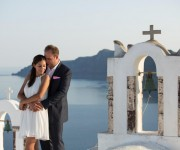 honeymoon in santorini (1)