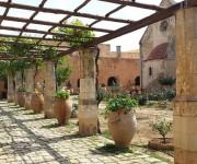 monasteri in Crete