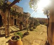 monastery in Rethimno
