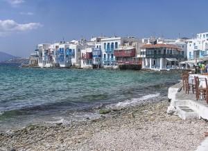 mykonos sea