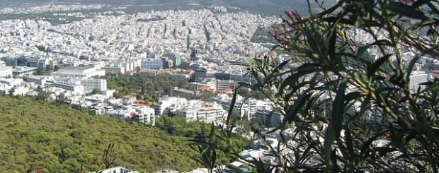 panorama-athens view
