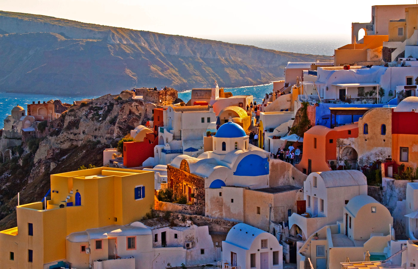 santorini-honeymoon-packages
