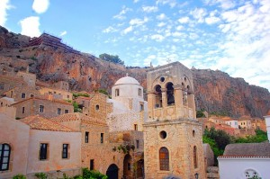 monemvasia castle