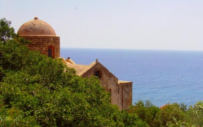 monemvasia castle - greek sightseeing