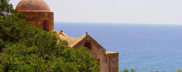 monemvasia castle - greek sightseeing