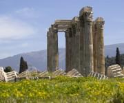 filopappou monument athens greece