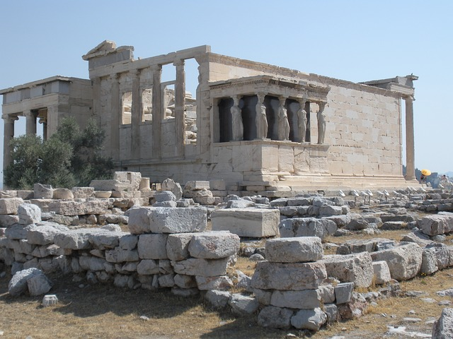 karyatides-athens-greece