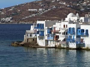 mykonos greece romance