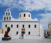 Greek church  in Greek islands