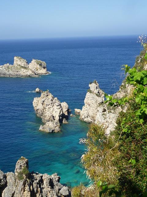 corfu honeymoon in Greece