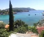 greece honeymoon corfu island