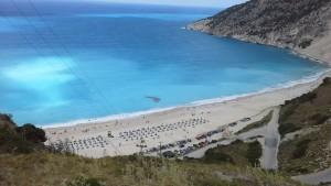 kefalonia honeymoon myrtos beach