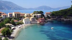 keflonia assos blue sea honeymoon