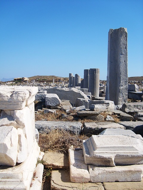 delos honeymoon greece